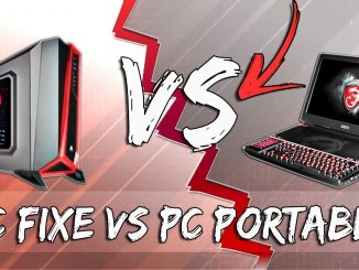 pc fixe ou pc portable gamer
